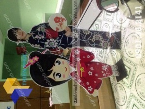 standee khung sat ngoai troi chat luong cho cong ty quang cao